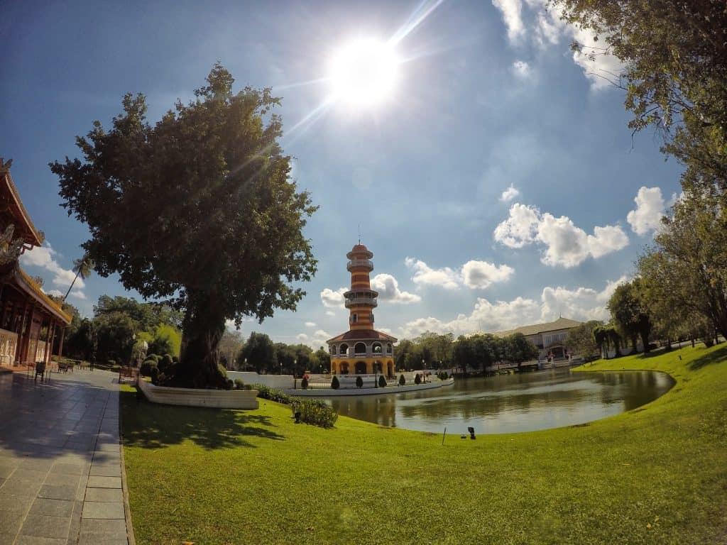 Ayutthaya - Palace