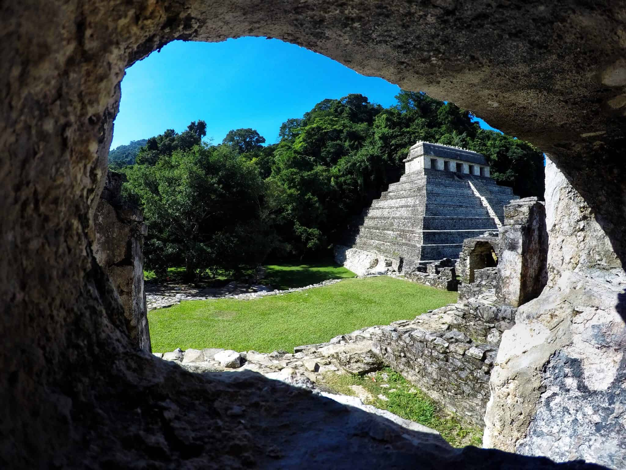Perspectivas de Palenque