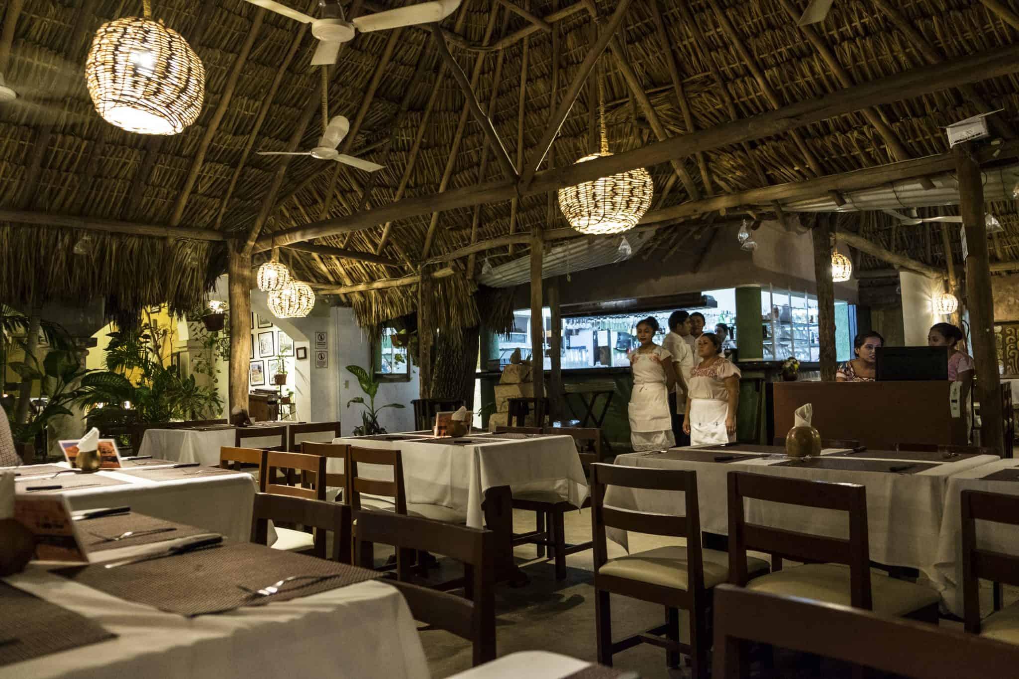 Restaurante Kinich El Sabor de Izamal