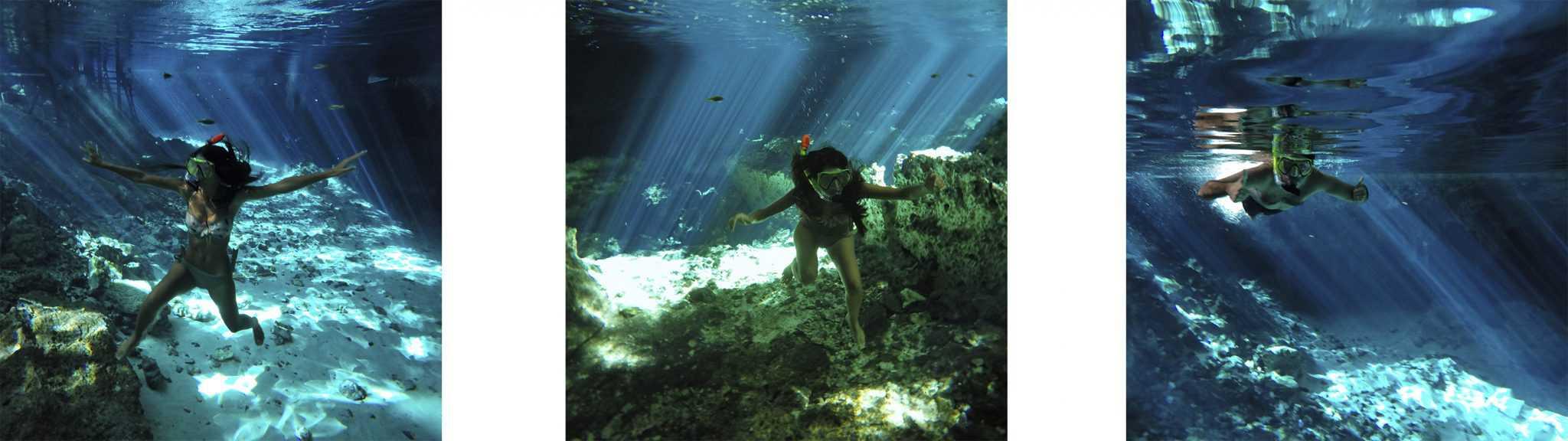 Tulum - Cenote Dos ojos