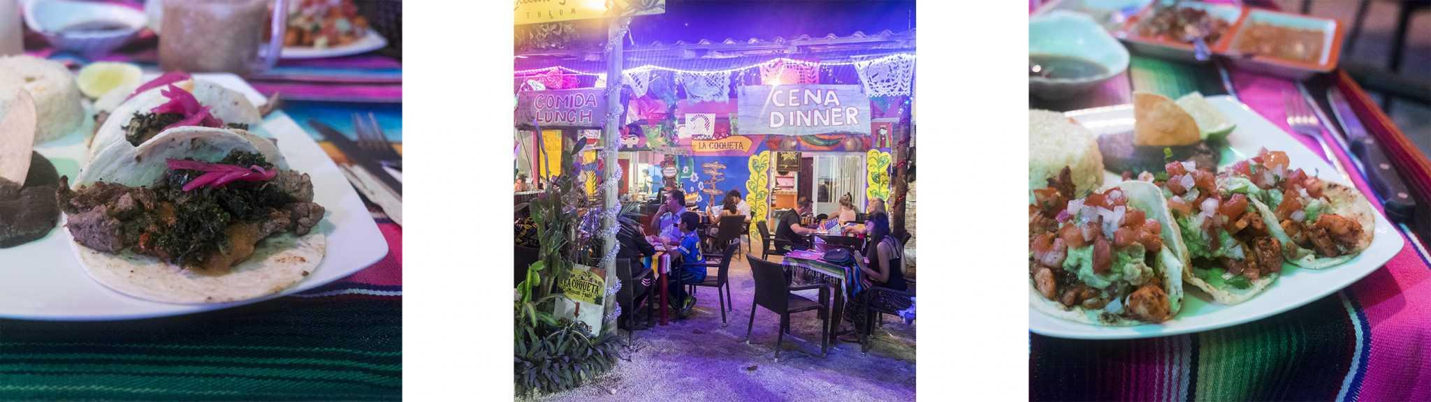 Tulum - restaurantes