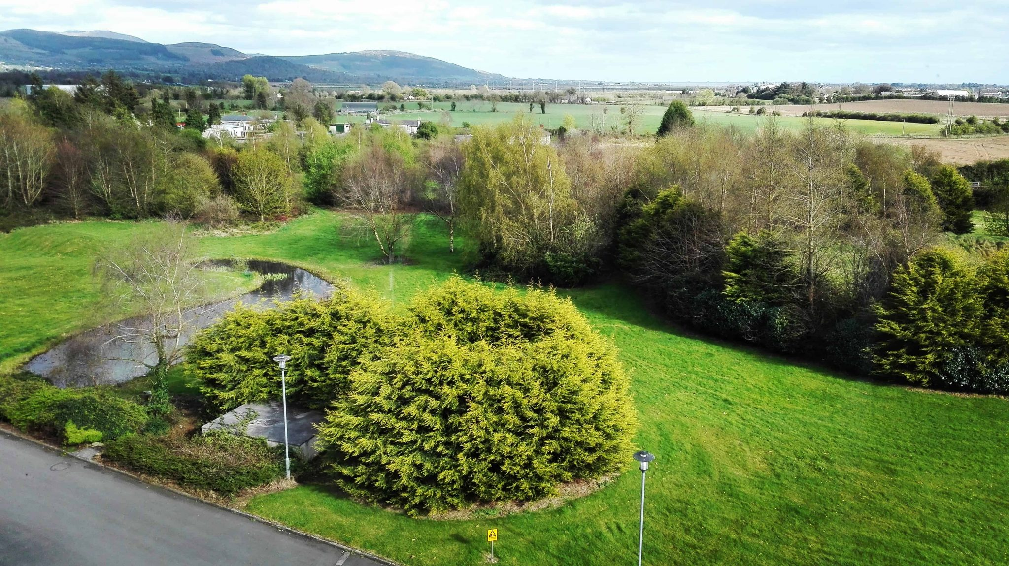 As vistas do Ramada Dundalk Resort